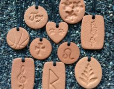 Why Jocelyn Likes Terra Cotta Pendants – a Testimonial